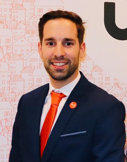 Daniel Gomes, Diretor de operações da UNU Rede Imobiliária 0