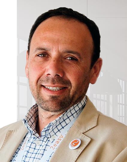 Carlos Camacho, diretor geral 2easy Portugal 0